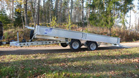 Ifor Williams TB4621 verkkorampilla