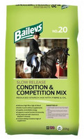 Baileys Slow Release Condition & Competition Mix no.20