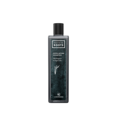 Back to the Roots Exfoliating Shampoo -kuoriva shampoo 250ml
