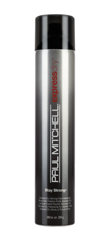 Paul Mitchell Express Dry Stay Strong -viimeistelysuihke 360ml