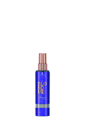 BlondMe Tone Enhancing Spray Conditioner Cool Blondes -hoitosuihke kylmille vaaleille 150ml