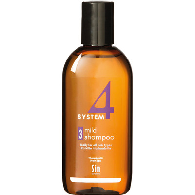 Sim Sensitive System4 Mild Shampoo 3 100ml
