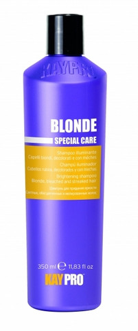 Kay Pro Blonde Brightening -setti: Shampoo 350ml + Conditioner 350ml