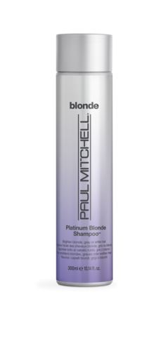 Paul Mitchell Platinum Blonde Shampoo -hopeashampoo 300ml