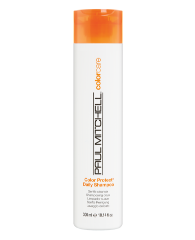 Paul Mitchell Color Protect Daily Shampoo -värinsuojashampoo 300ml