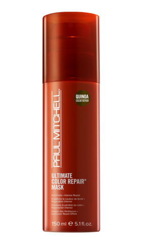 Paul Mitchell Ultimate Color Repair Mask -rakennepaikkaava tehohoito 150ml