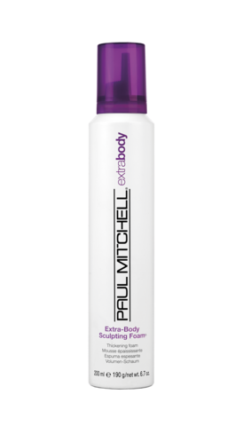 Paul Mitchell Extra-Body Sculpting Foam -tuuheuttava muotovaahto 200ml