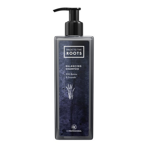 Back to the Roots Balancing Shampoo -rauhoittava shampoo 500ml