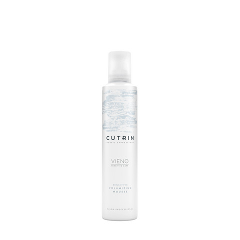 Vieno Sensitive Volumizing Mousse -hajusteeton muotovaahto, eri kokoja