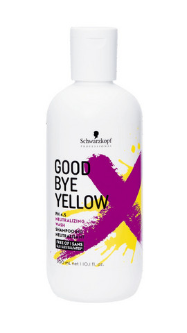 Goodbye Yellow Neutralizing Wash Shampoo -hopeashampoo 300ml