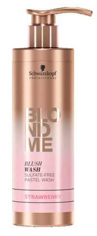 BlondMe Blush Wash Shampoo 250ml, eri sävyjä
