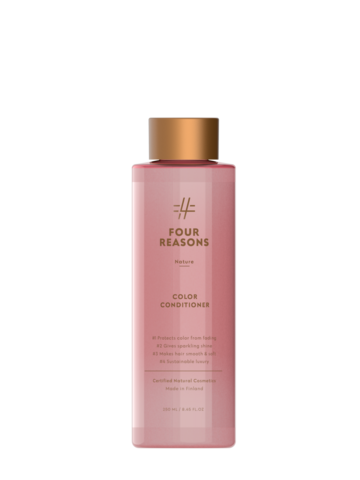 Four Reasons Nature Color Conditioner -värinsuojahoitoaine 250ml