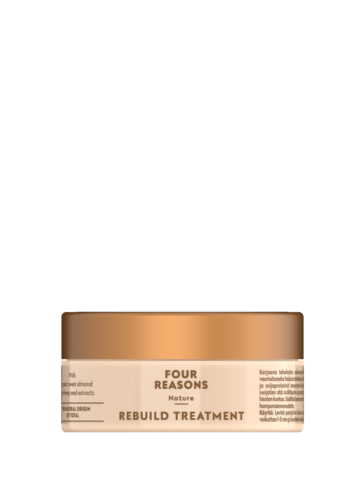 Four Reasons Nature Rebuild Treatment -korjaava tehohoitoaine 150ml