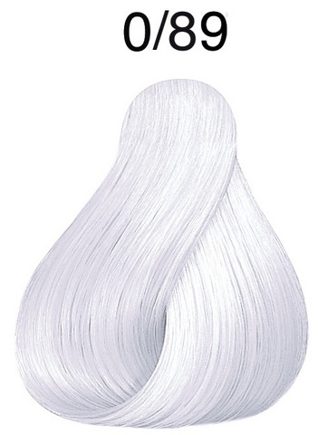 Wella Color Fresh Silver pH 6.5 -sävyte 0/89
