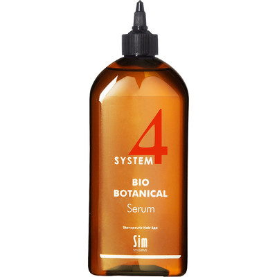 Sim Sensitive System4 Bio Botanical Serum -hiusvesi 500ml