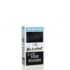 Four Reasons Take Away Color -kevytväri 1.0 Black Velvet - musta