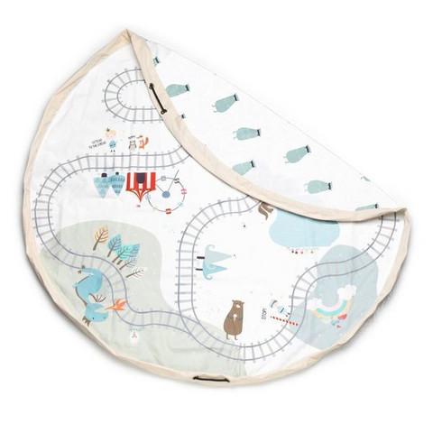 Play & Go -lelusäkki, Fairytale / Trainmap / Happy Bears
