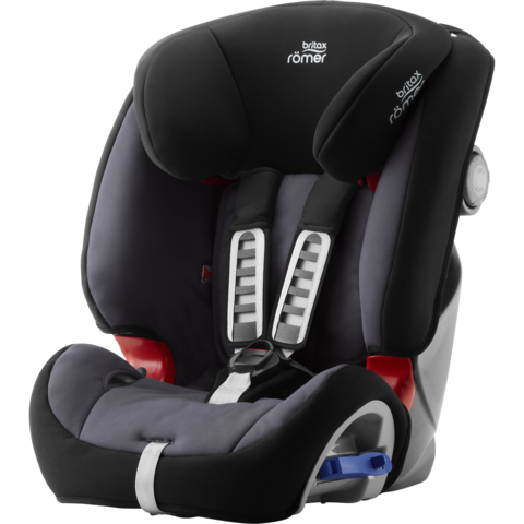 Britax Multi-Tech 3 - 9-25kg - Storm Grey