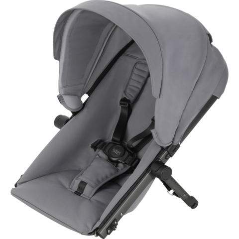 Britax B-Ready -sisaristuin, Steel Grey
