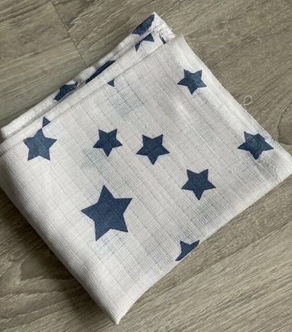Kuvioidut harsot, sininen iso tähti