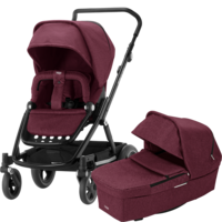 Britax Go Next², Go Next 2 - WineRed Melange / Black -  tilaustuote