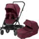 Britax Go Next², Go Next 2 - WineRed Melange / Black