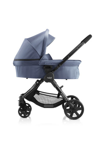 BRITAX -vaunukoppa, Smile 2 / B-Ready / B-Agile, Denim Blue