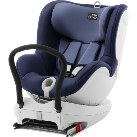 Britax Römer Dualfix, 0-18kg, Moonlight Blue