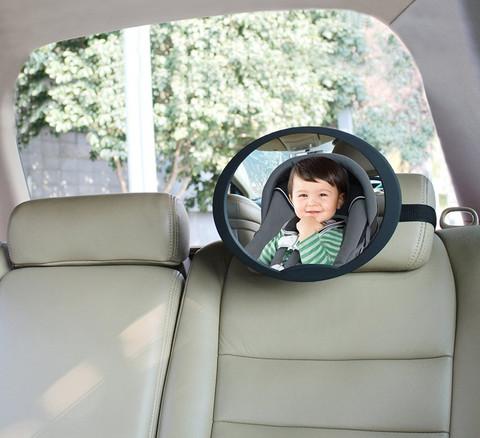 Baby Dan - takaistuimen peili - turvaistuinpeili - autopeili
