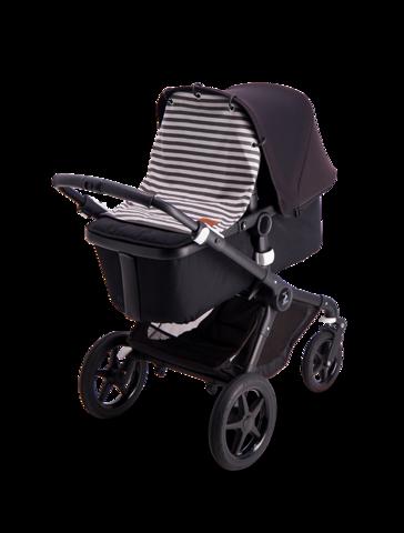 Babywallaby -vaunuverho / kuomusuoja vaunuihin/rattaisiin