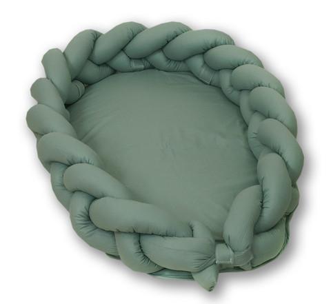 Unipesä Eimi, Letti - 2in1 - Salvia - yksivärinen vihreä