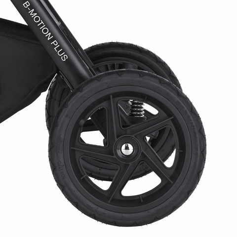 Takapyörä Britax B-Motion 4 PLUS - vaahtokumipyörät, 2 kpl