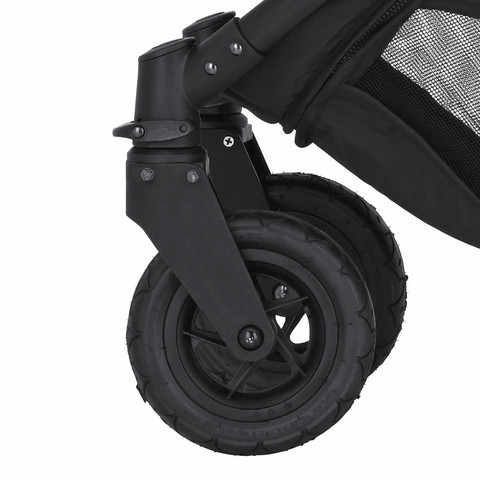 Etupyörä Britax B-Motion 4 PLUS - vaahtokumipyörät, 2 kpl