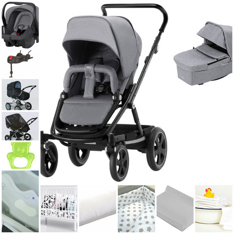 Starttipaketti, Maxi Go Big 2 - Travel System