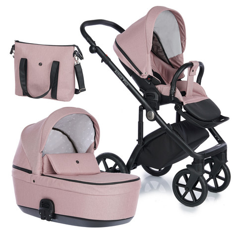 Nordbaby Nord Active Plus ONYX - Misty Rose - 2021
