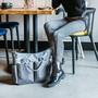 Hoitolaukku, Smart Mother Bag So City, harmaa