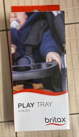 POISTO: B-READY -Play Tray