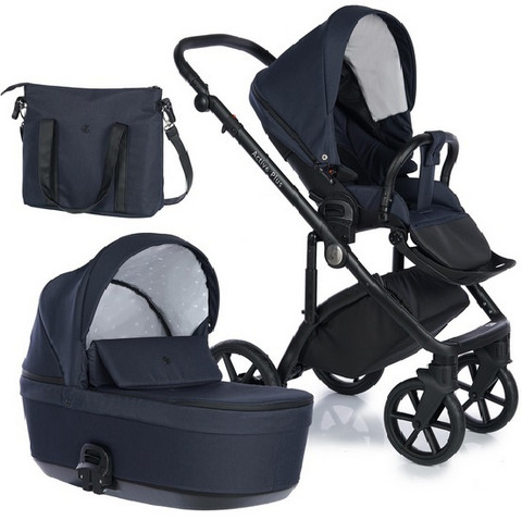Nordbaby Nord Active Plus ONYX - Orion Blue - 2021