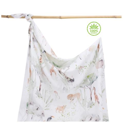 Bambu-kapalo / harso, Sawanna, 100% bambu, 100 x 75cm