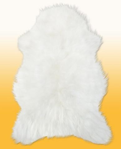 Lampaantalja, vaalea luonnonvalkoinen, Heitmann Felle