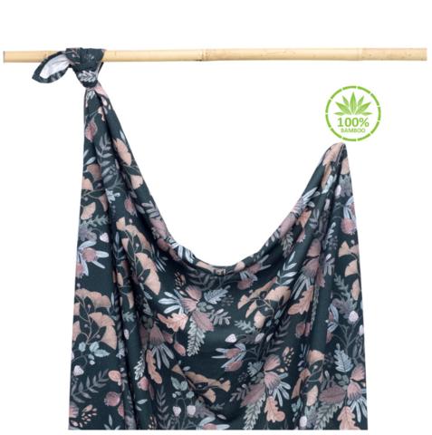 Bambu-kapalo / harso, Secret Garden, 100% bambu, 100 x 75cm - toimitus 13.10.2021