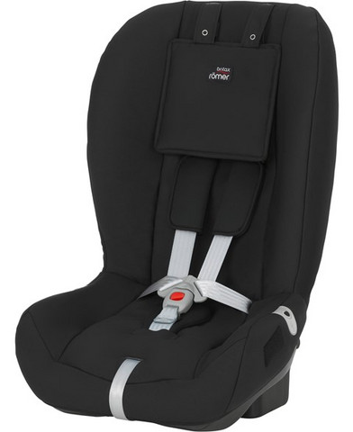 Britax Römer Two-Way, 9-25kg, Cosmos Black