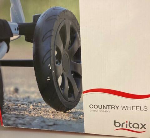 Britax Go NEXT Country Wheels -talvipyörät