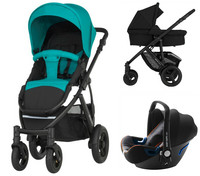 Britax Smile 2 -  i-Size Special / Lagoon Green - Cosmos Black