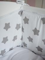 Reunapehmuste kehtoon, Eimi, valkoinen - harmaa tähti 1.