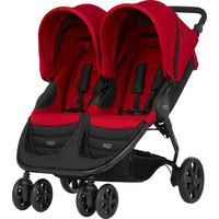 Britax B-Agile Double, Flame Red