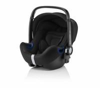 Britax Baby-Safe I-SIZE 2 -turvakaukalo + Flex -Base, Cosmos Black