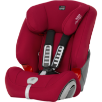 Britax Evolva 1-2-3 Plus, 9-36kg, Flame Red