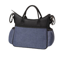 Hoitolaukku, Smart Mother Bag So City, blue-denim