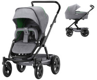 Britax Go BIG², Go Big 2 - Dynamic Grey / Black